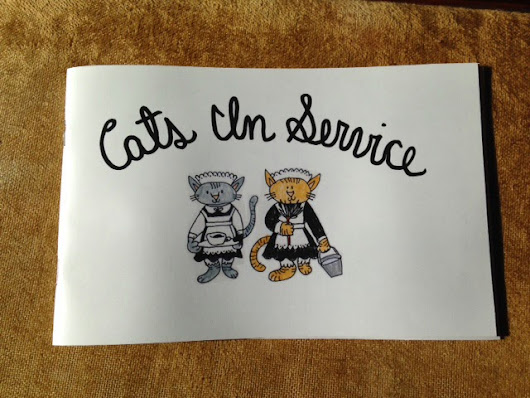 Cats In Service - finished!