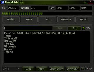 tool mdma pengganti software modem