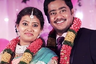 Nithyanandan Manimala Wedding Reception Moments By 7&11 Photography, Coimbatore