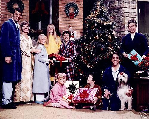 Very Brady Christmas.The Brady Bunch Blog Wishing You A Very Brady Christmas