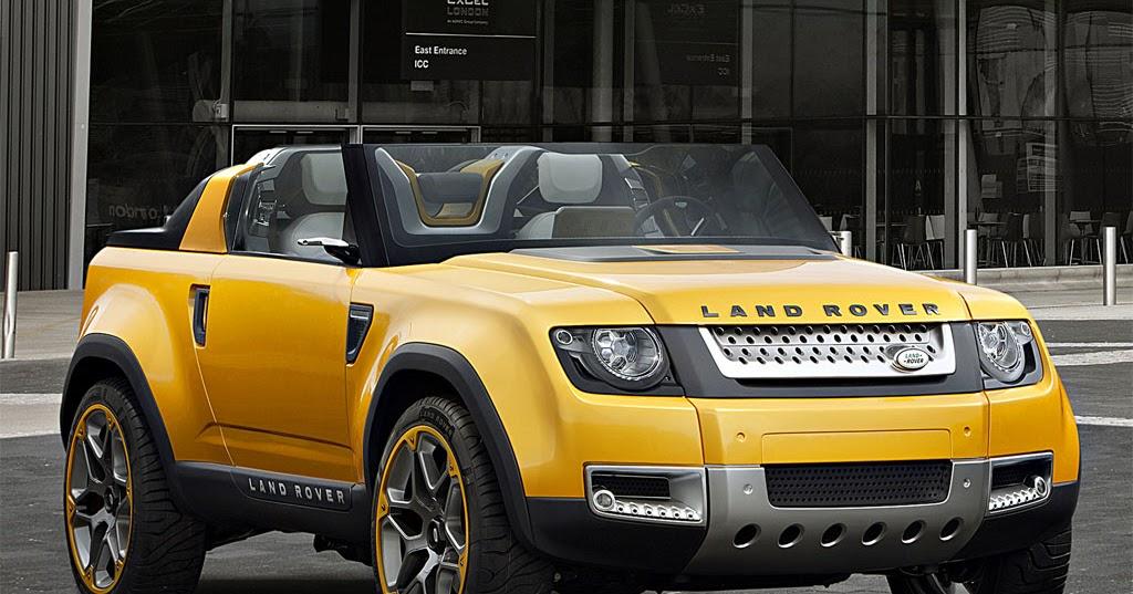 sport car garage land rover dc100 sport concept 2017. Black Bedroom Furniture Sets. Home Design Ideas