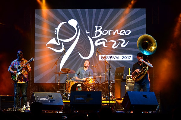 Borneo International Jazz Festival 2018