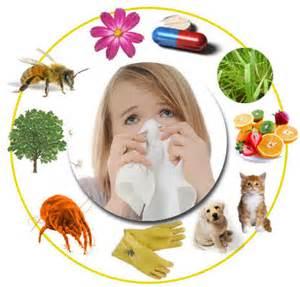 ¿Porque las alergias?