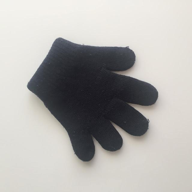 guantes perdidos