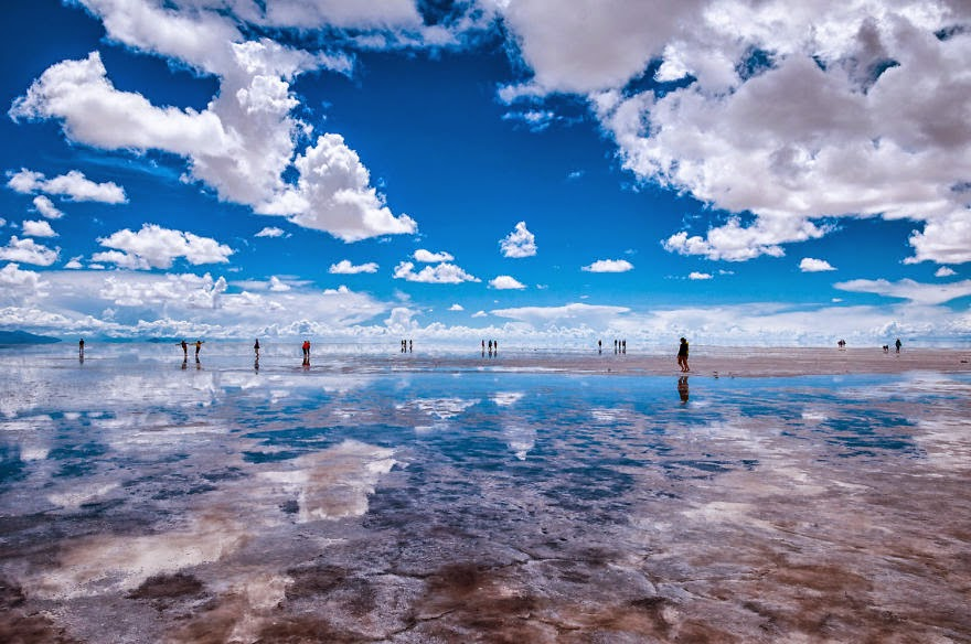 Salar De Uyuni - Bolivian Paradise I Traveled For 3 Months Through The Land Of Wonders