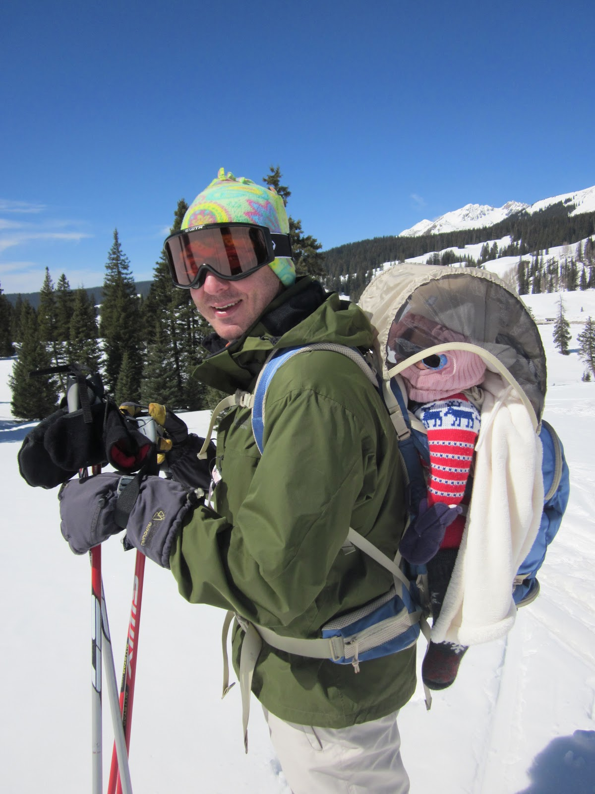 Bon Voyage with Baby: Skiing with Baby