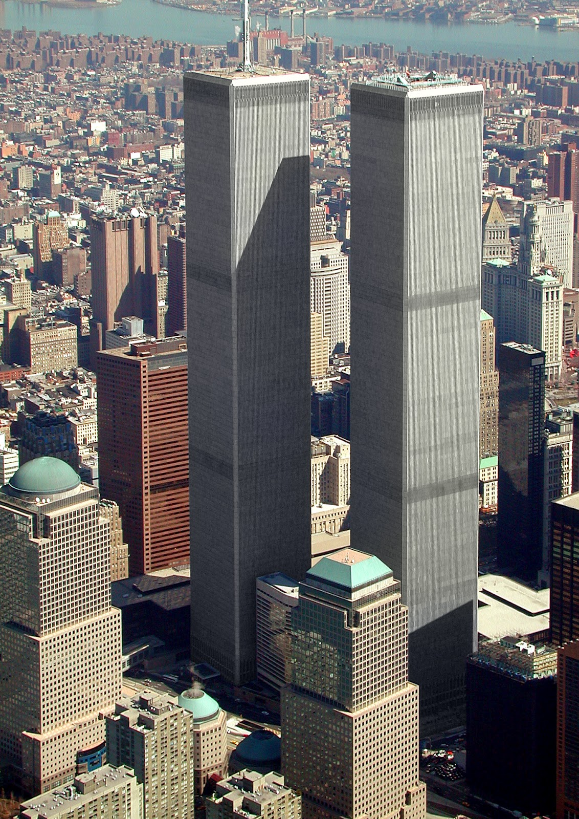 world trade center only time