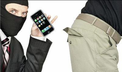 4 Cara Amankan Ponsel Anda Dari Pencuri
