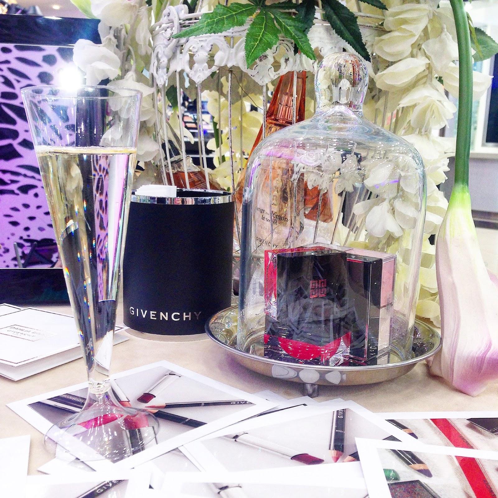 Осенняя коллекция макияжа Givenchy Vinyl Collection 2015