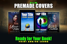 Premade Covers for Your Next Book!