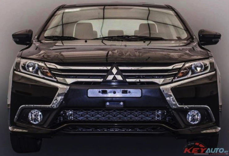 New Mitsubishi Grand Lancer Is For China And Other Asian ...