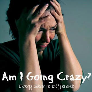 Am I going crazy? A parent's guide to staying sane.