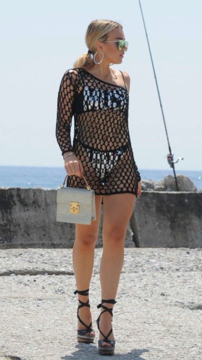 Tallia Storm in Bikini Latest Stunning Hot Pictures