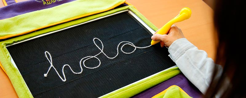 Küwü, un lápiz para que niños ciegos puedan palpar sus dibujos