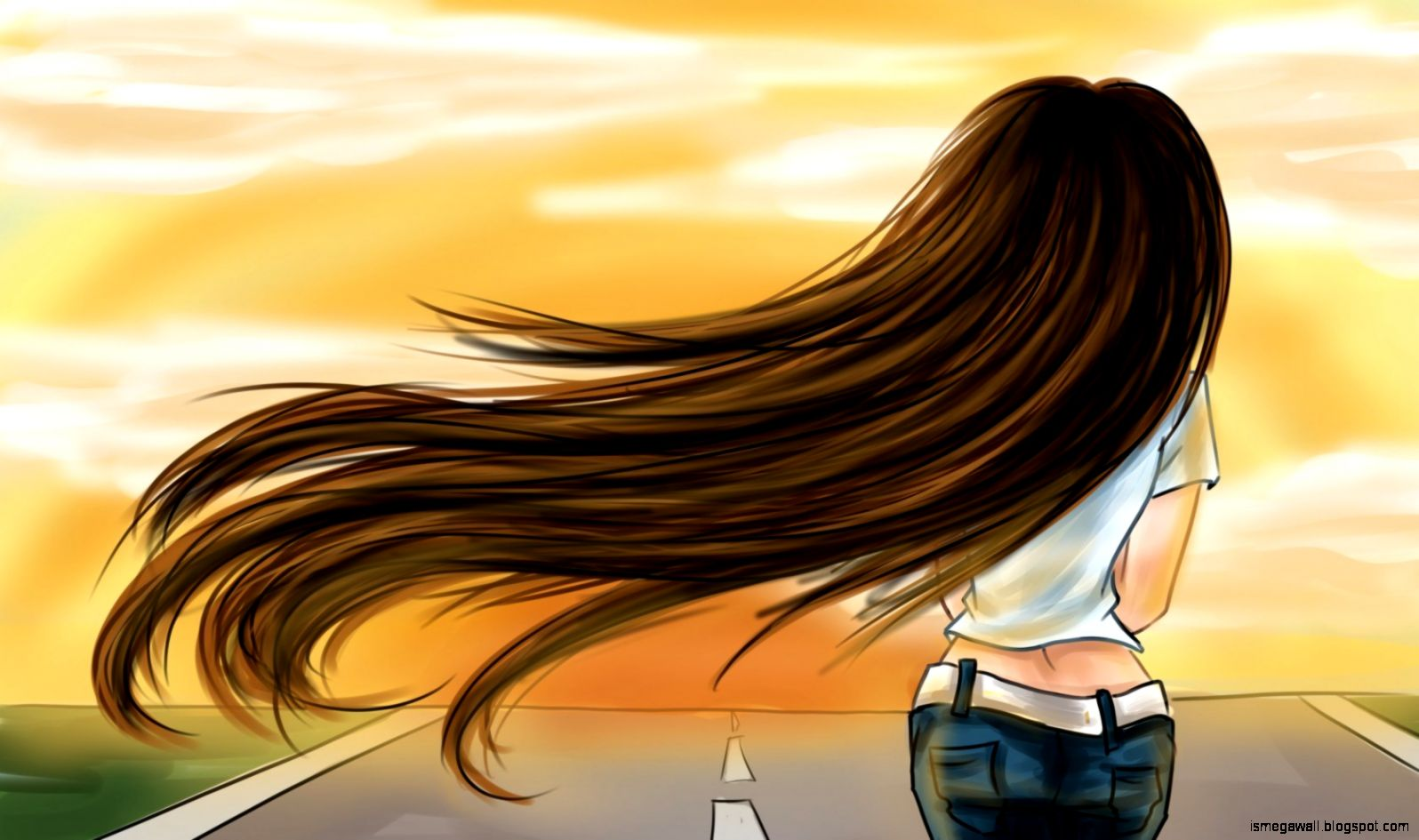 392670f138 View Original Size. 720x1280 Long Hair Girl Htc one x wallpaper Image  source from this