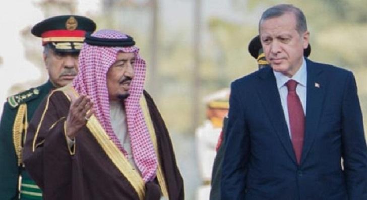 Erdogan Jadi Orang Tengah, Gesa Raja Salman Akhiri Krisis Dengan Qatar