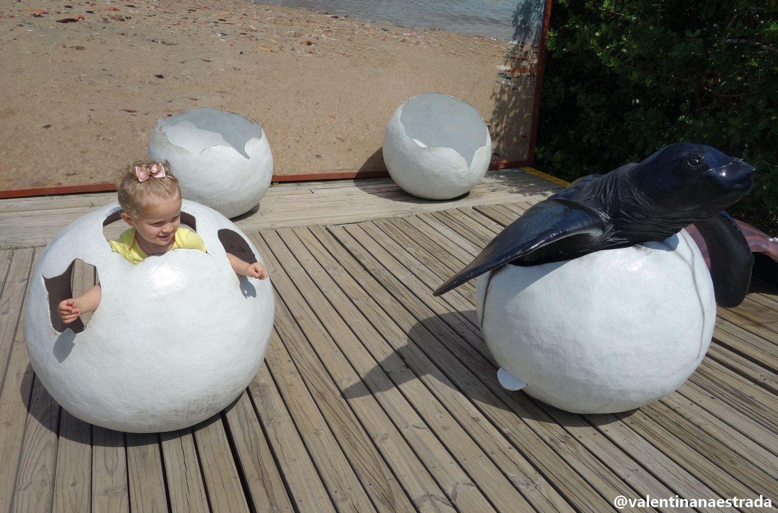 Florianópolis com crianças