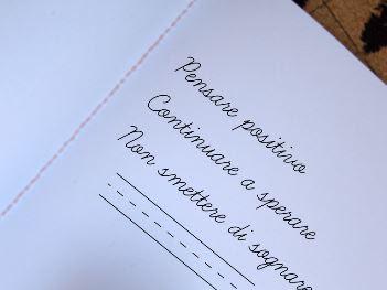 Scrivere usando carta e penna: Thinkback e Avery Perfume Gallery