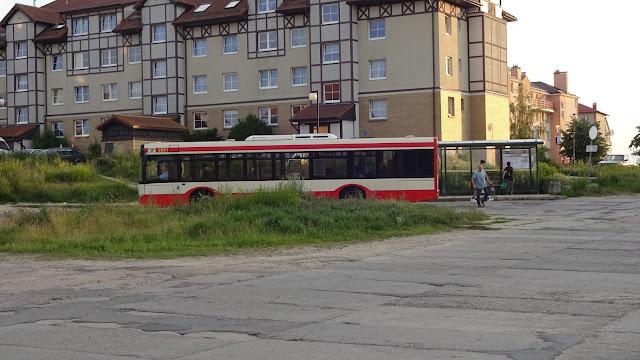 [Odpowiedź Zastępcy Prezydenta] Komunikacyjna draka na południu Gdańska - co gryzie mieszkańców korzystających z pętli autobusowej Kampinoska?  - Czytaj więcej »