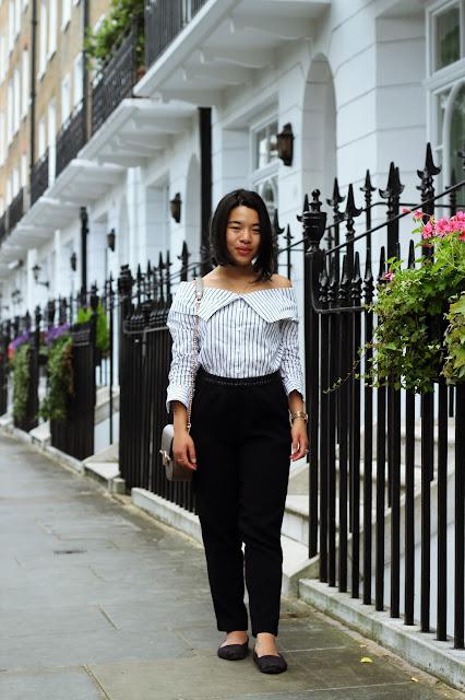Street style outfit - Bridge of Memories
