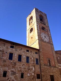 arquitectura típica de la toscana