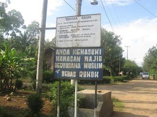 desa muhajirun