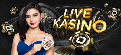 Situs Live Casino Online Termurah dan Terbaik