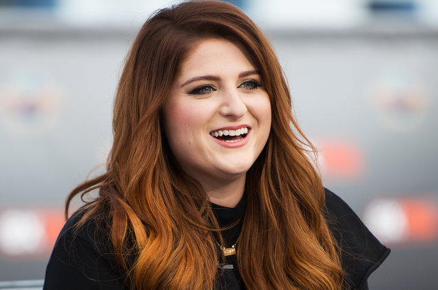 Meghan Trainor será homenajeada en el Billboard Women In Music 2016