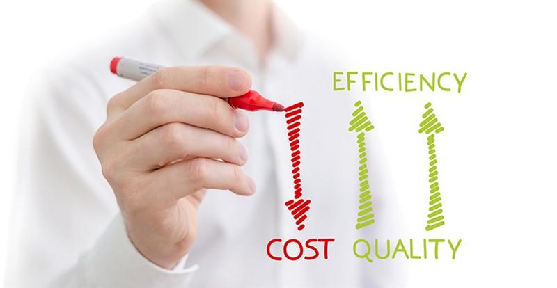 تعريف الكفاءة والفاعلية و الفرق بينهما ، ومثال على الكفاءة والفاعلية .