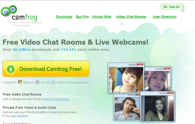 live chat room video camfrog free live chat rooms 16745