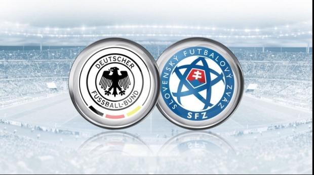 Urmariti meciul Germania - Slovacia Live pe DolceSport 1