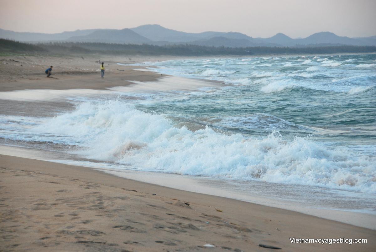 Bãi biển thành phố Tuy Hòa