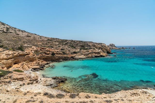 Baie de Fikio-Donoussa-Cyclades