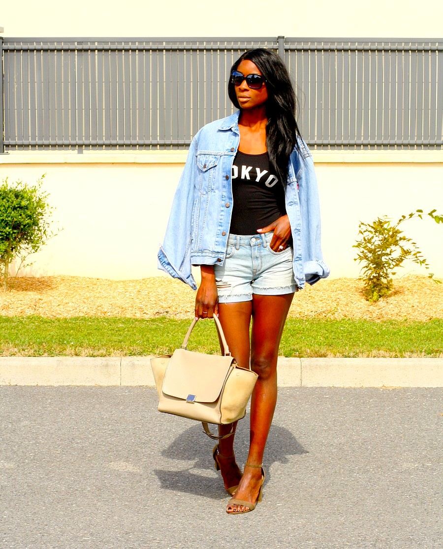 veste-jeans-oversize-sac-celine-trapeze-body-tokyo-short-taille-haute-blog-mode