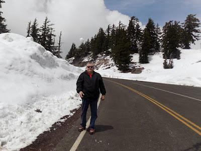 Paul Threw A Snowball at Me.