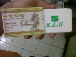 Bagusan mana KLG atau Viagra..??