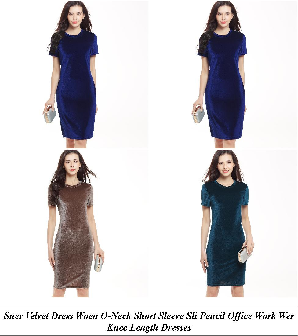Lack And White Short Formal Dresses - Sale Only Today - Yellow Velvet Dress Target