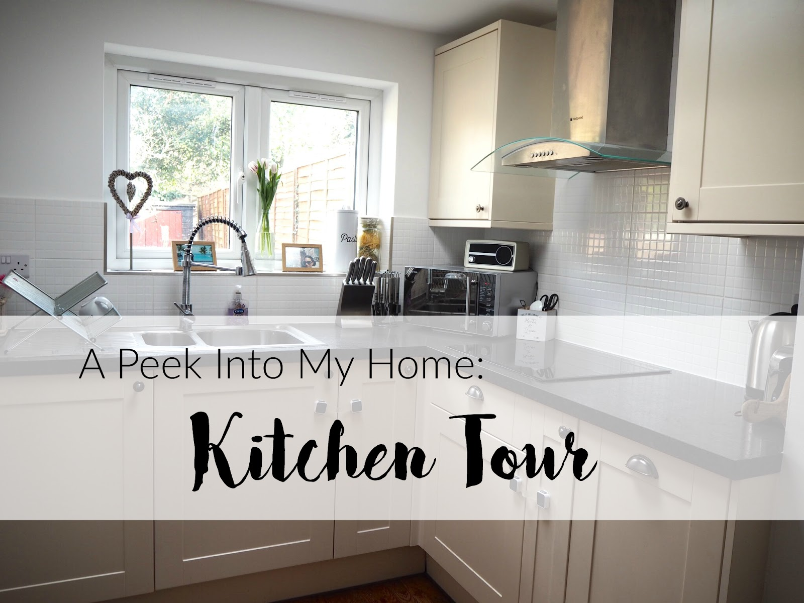 A Peek Into My Home: Kitchen Tour - Eat.Love.Live