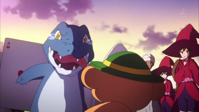 Oke kali ini saya akan mereview salah satu anime yang dikala ini sedang popular atau bias di Review Anime Amagi Brilliant Park