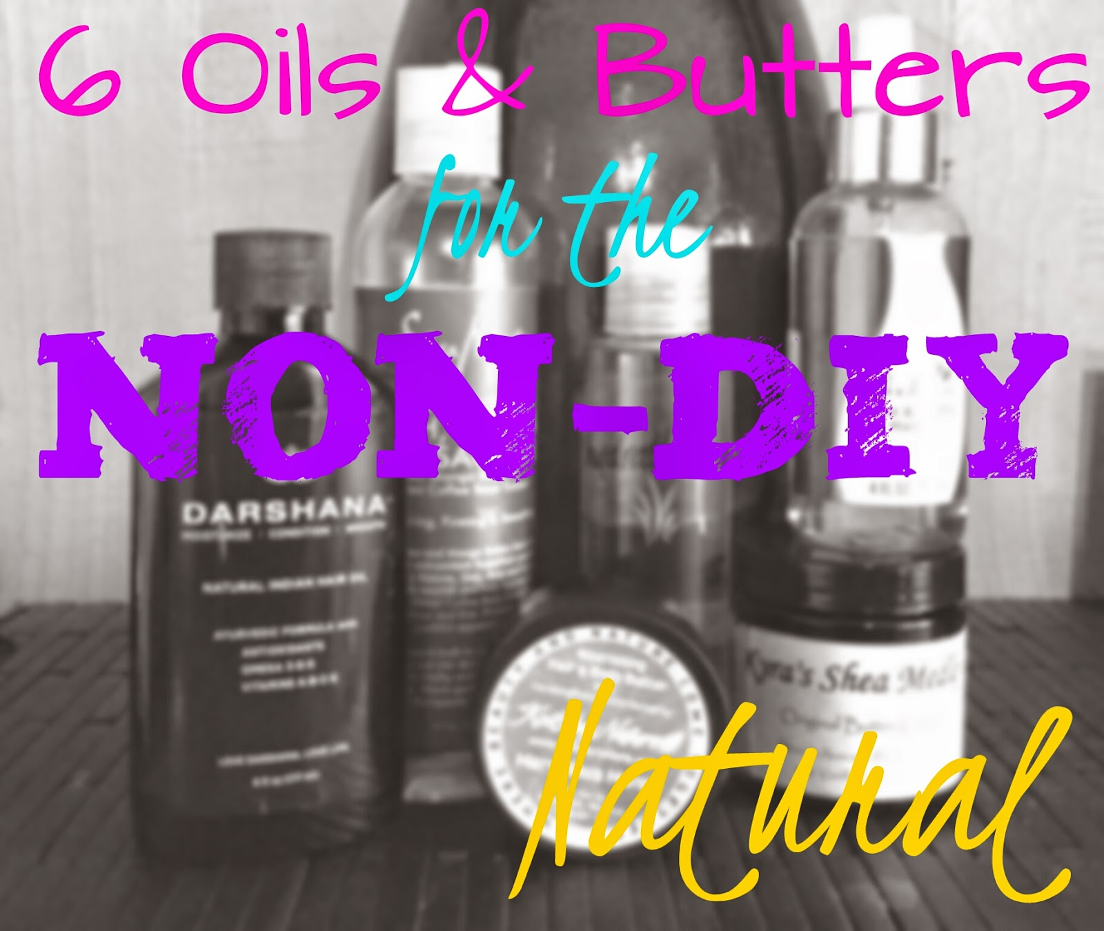 best-oils-butters-natural-hair