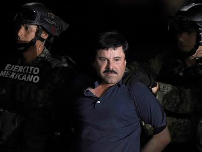 El Chapo, Michell Hilton