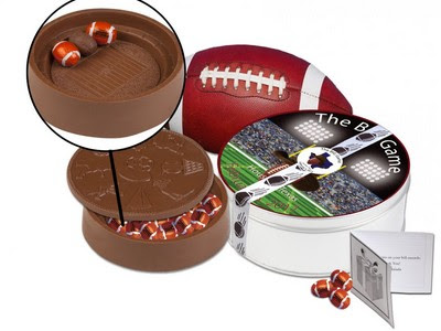 Football Chocolate Stadiums And Gifts