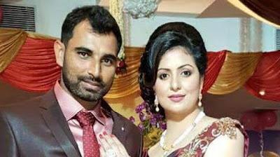Cricketer Shami Wife Met Mamta Benarji