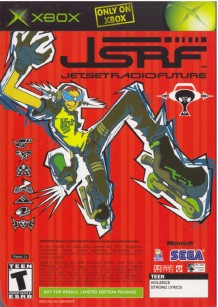 jet set radio future iso
