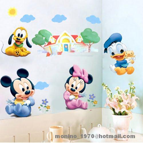 Vinilos Infantiles Disney.Pegatinas Infantiles Vinilos Infantiles Baby Disney