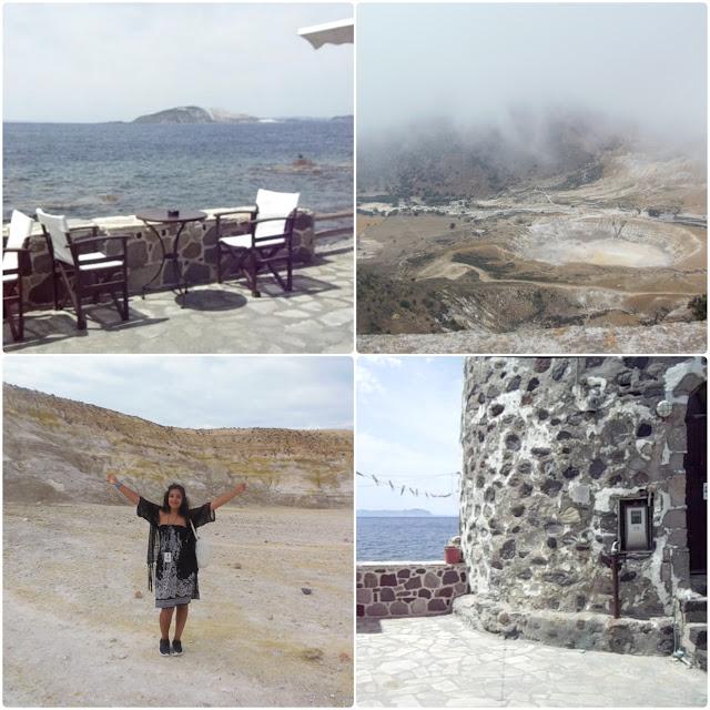 Nisyros, stefalos crater http://psychologyfoodandfitness.blogspot.com/