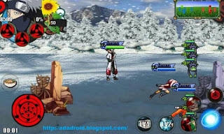 Download Naruto Senki Over Simple v1.17 by Andre Apk