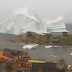Εντυπωσιακό timelapse video: Τεράστιο παγόβουνο απειλεί χωριό στη Γροιλανδία!
