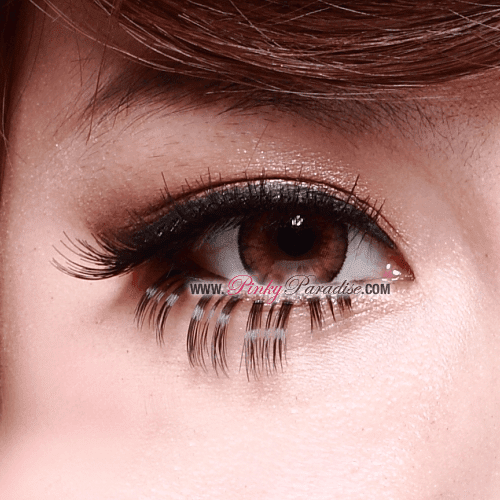 A21 Brown Circle Lenses (Colored Contacts)