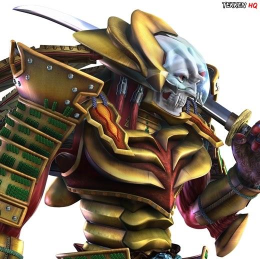 Tekken 5 Yoshimitsu Combo Acts Tekken Game All Players Secret